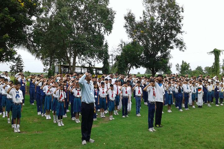 Vibrant School Of Excellence-Morning Assembly