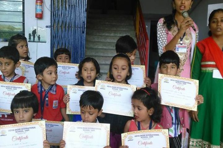 Vidya Dham International School-Acheivements