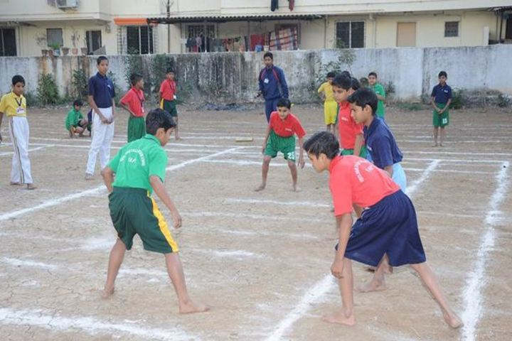 Vidya Dham International School-Kabadi