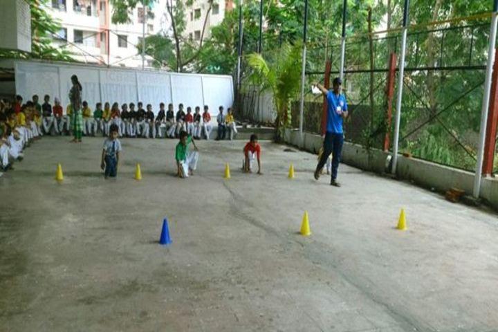 Vidya Dham International School-Sports