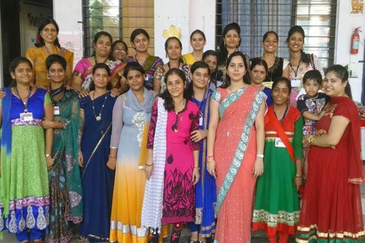 Vidya Dham International School-Staff