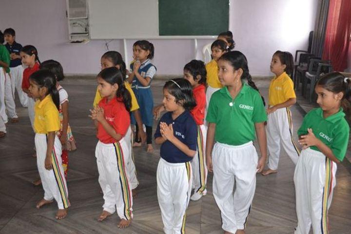 Vidya Dham International School-Students