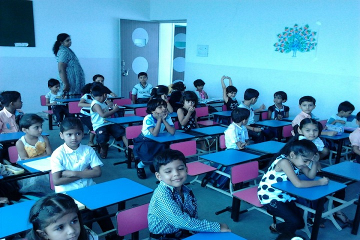 Vision International School Of Excellence-Classroom