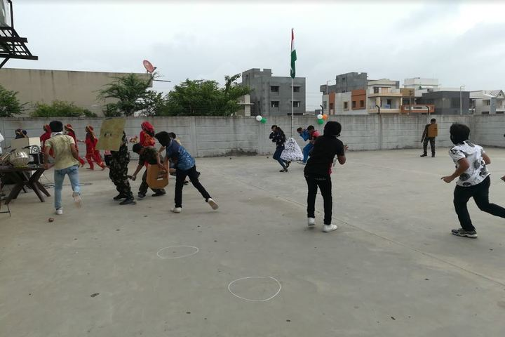 Vision International School Of Excellence-Activity
