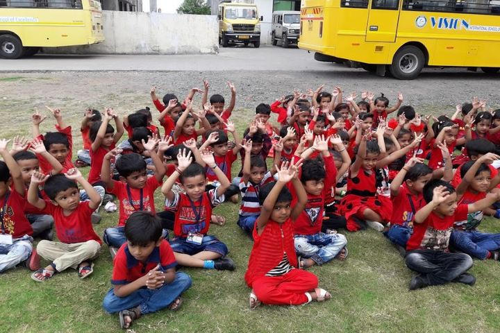 Vision International School Of Excellence-Red Day