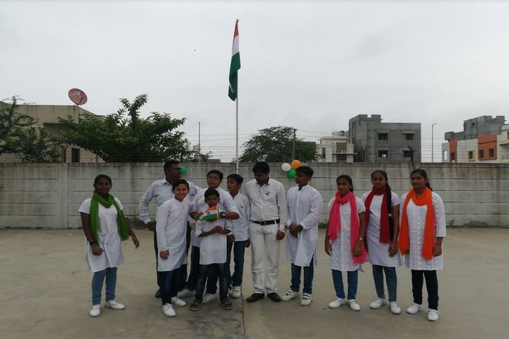 Vision International School Of Excellence-Republic Day