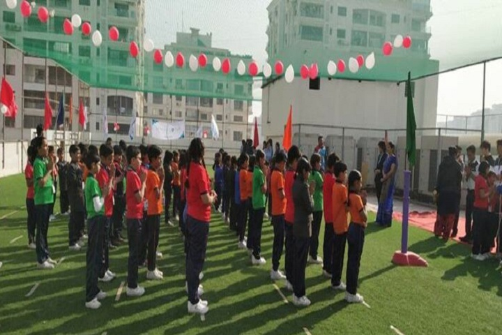 White Lotus International School-Annual Sports Day