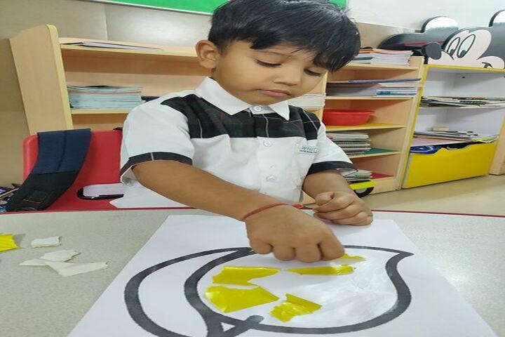 White Lotus International School-Classroom Activity