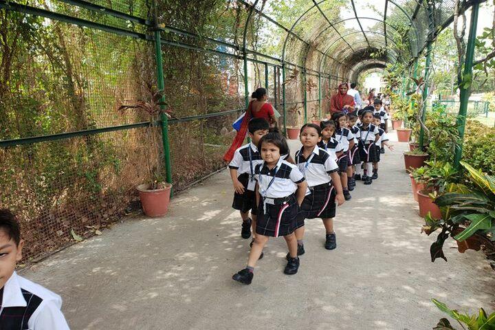 White Lotus International School-Educational Tour