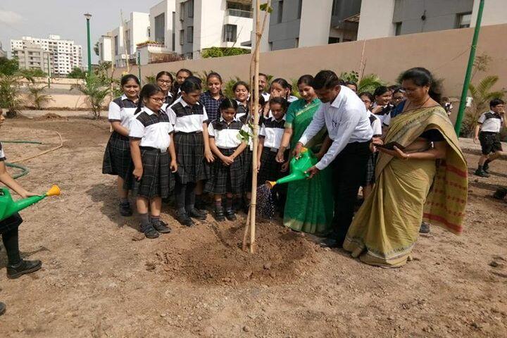 White Lotus International School-Environment Day