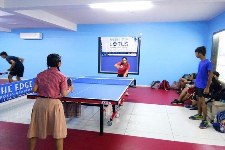 White Lotus International School-Indoor Games