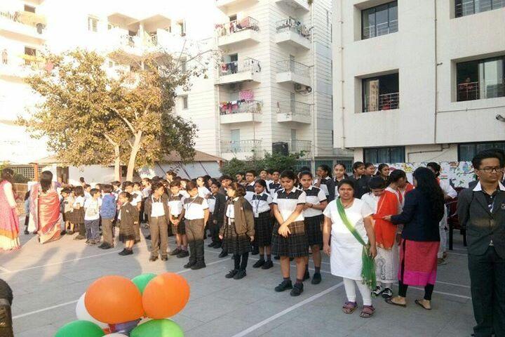 White Lotus International School-Republic Day