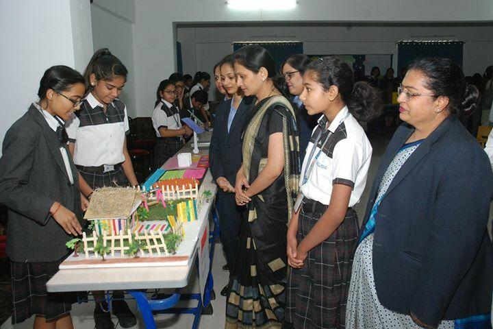 White Lotus International School-Science Exhibition