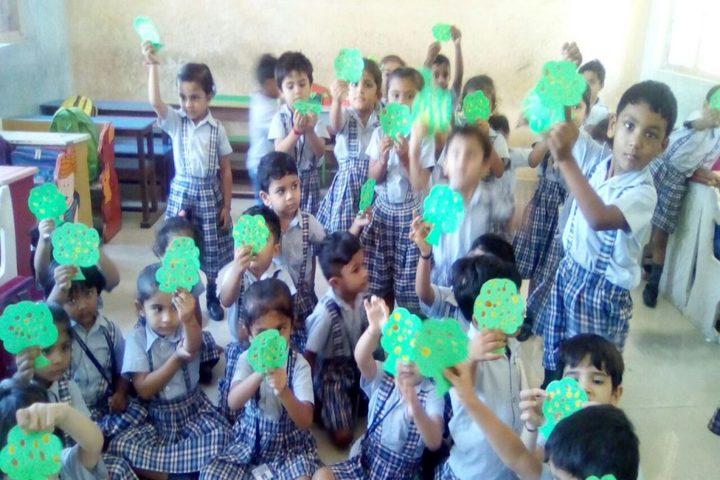 Yagyavalkya Vidya Mandir English Medium School-Classroom Activity