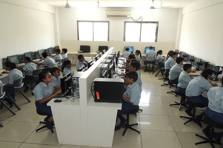Zebar School For Children-Computer Lab