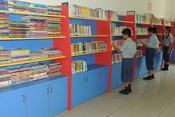 Zebar School For Children-Library