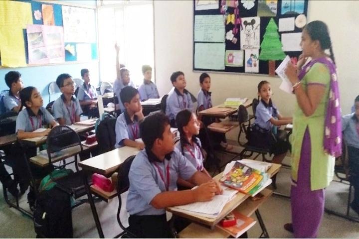 Zen School-Classroom
