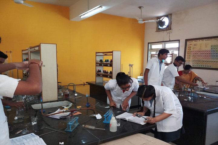 Zen School-Physics Lab