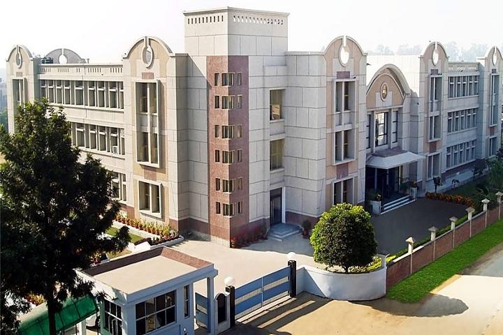 A K Dav Public School-School-View