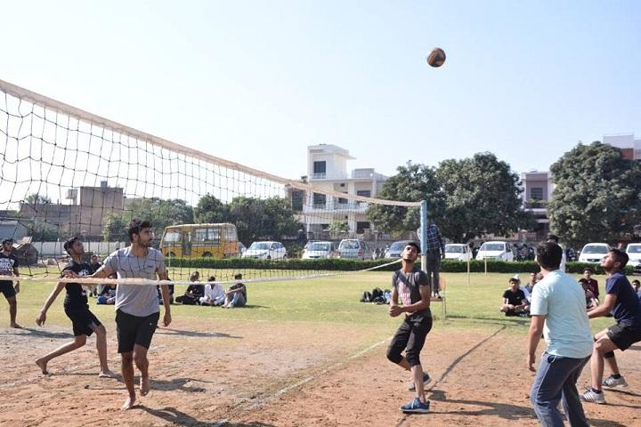 A K Dav Public School-Sports