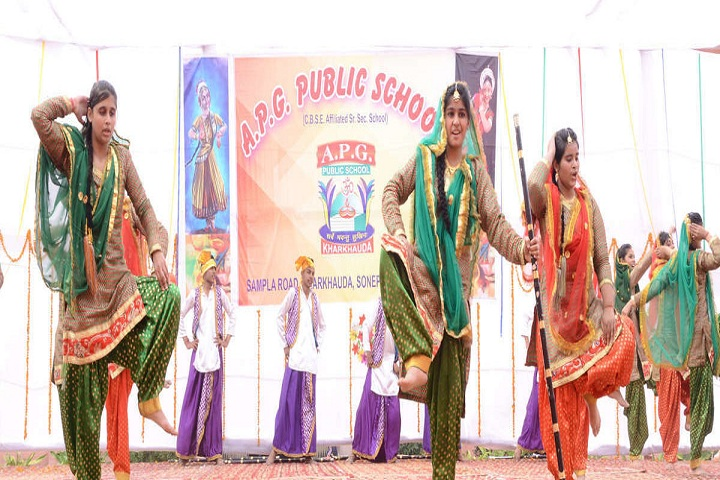 A P Garg Public School-Events1