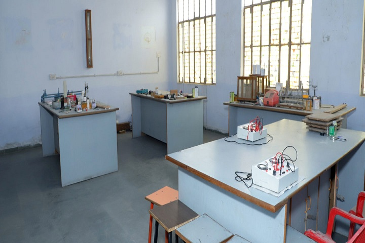 A P G Public School-Physics -Lab