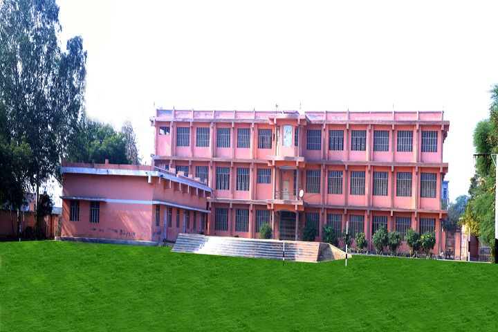 A P Garg Public School-Campus View