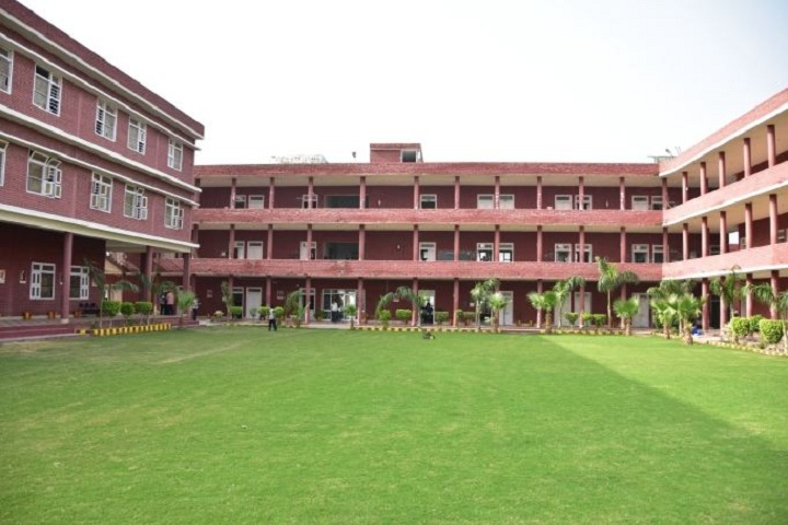 A V International Public School-Campus-View