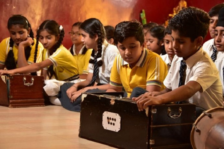 A V International Public School-Music rooms