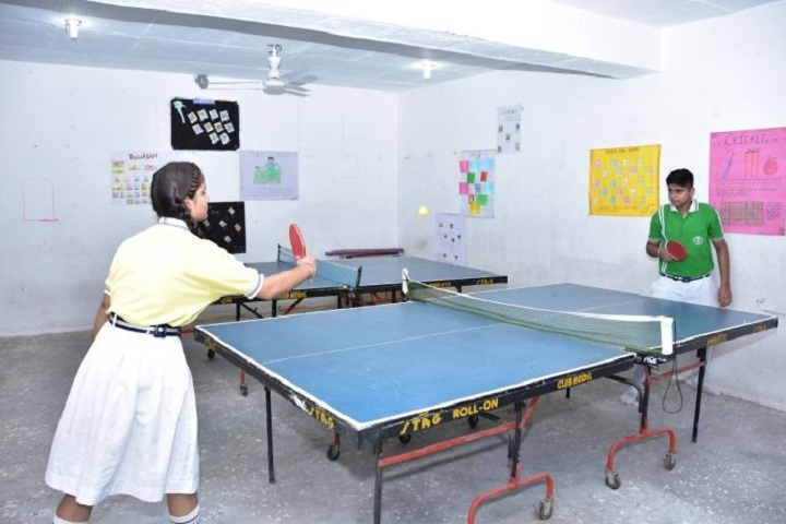 A V International Public School-Sports