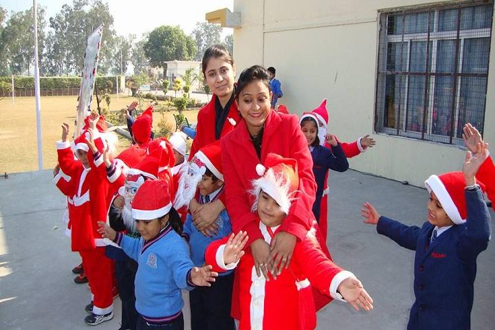 A V Vidyamandir-Christmas celebrations
