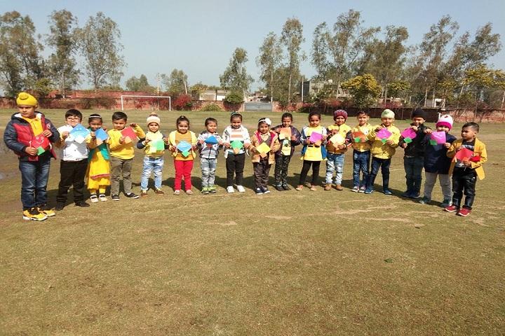 A V Vidyamandir-Students