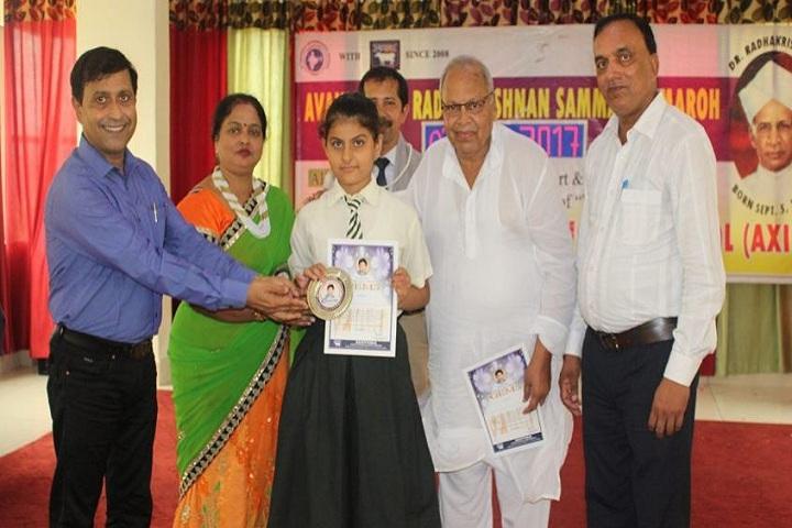 A XavierS International School-Award prersentation party