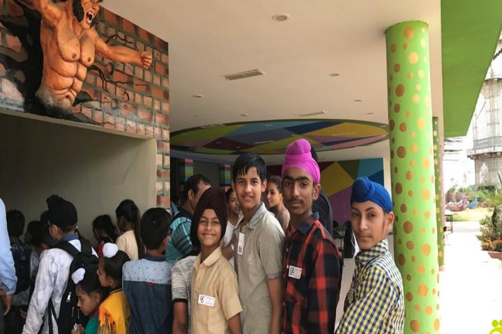 A XavierS International School-Excursion