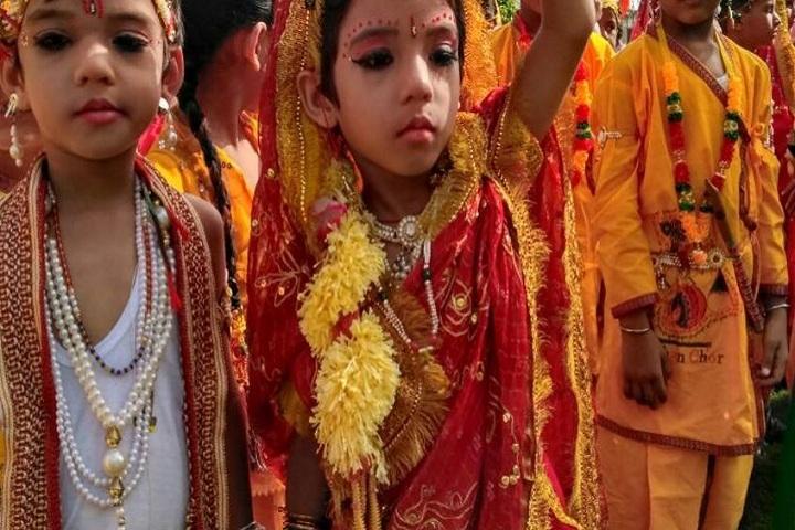 A XavierS International School-Festival celebrations