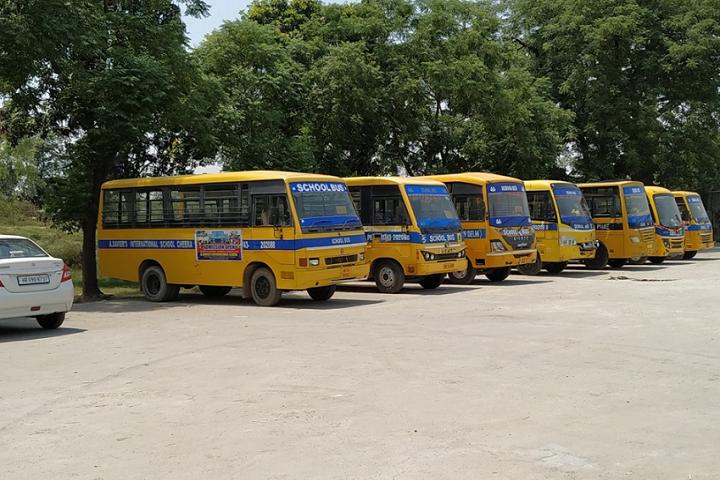 A XavierS International School-Transport