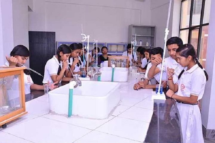 A B M Public School-Chemistry Lab