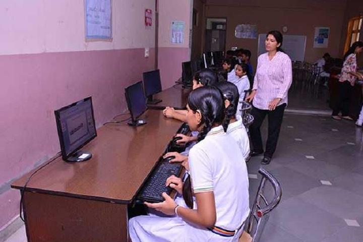 A B M Public School-Computer Lab