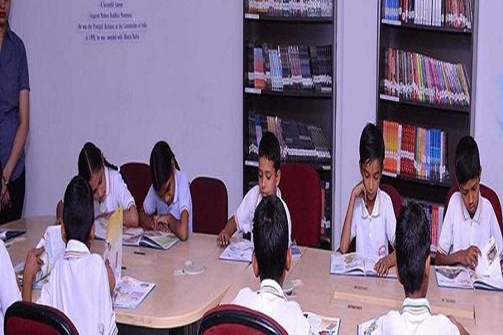 A B M Public School-Library