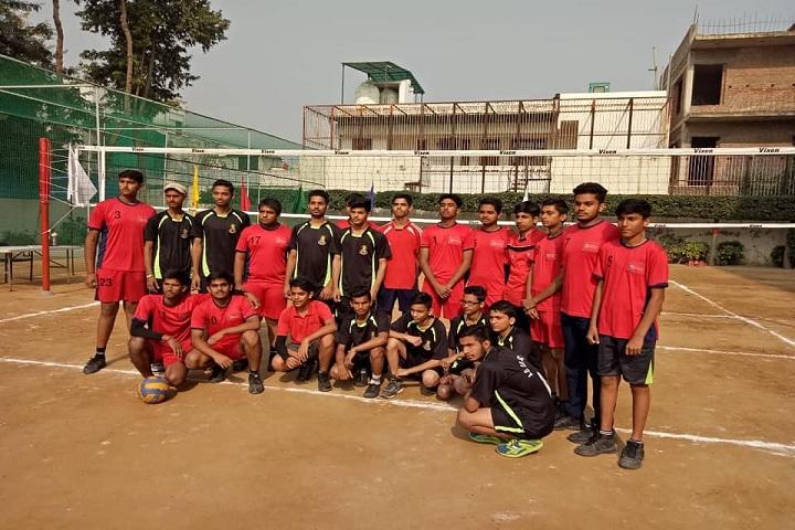 A D Senior Secondary School-Sports