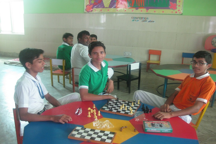 Aadhar International Public School-Indoor Games