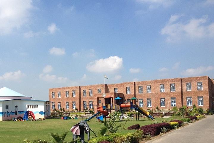 Aadharshila Public School-Campus-View