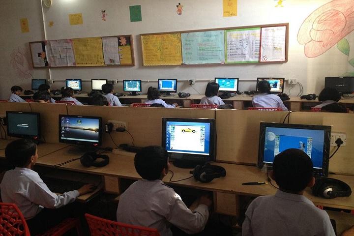 Aadharshila Public School-Computer-Lab