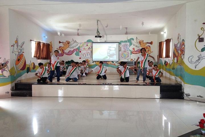 Aadharshila Public School-Events