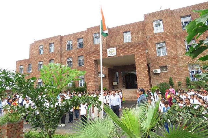 Aadharshila Public School-National day celebration