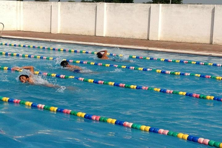 Aadharshila Public School-Swimming pool