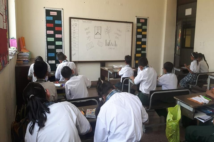 Aakash International School-Classroom-2