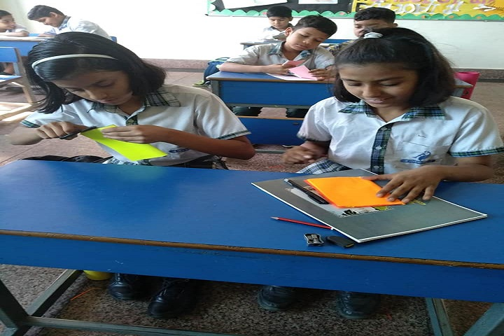 Aakash International School-Classroom