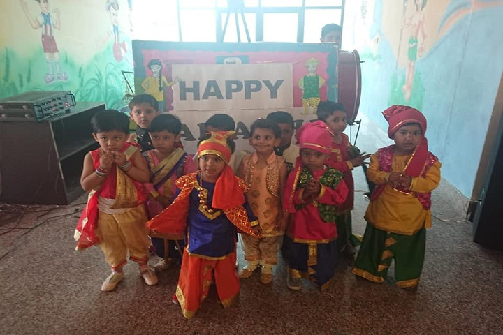 Aakash International School-Events