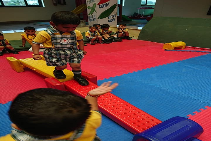 Aakash International School-Play class